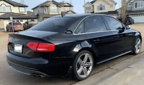 Audi S4 - 333hp, 7-Speed, Sport Differential, Summer/Winter Tire