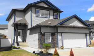 ****1612 SQ. FT. TWO STOREY in MORINVILLE, BUILT 2013, 2.5 BATHS