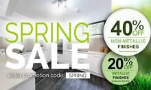 NEW | Kitchen & Bathroom Splashback Available in Various Colours! Parramatta Park Cairns City Preview