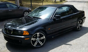 BMW 3-Series E46 Cabriolet