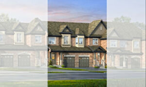 New Upgraded Townhome | 1,700 sq. feet | Innisfil, ON