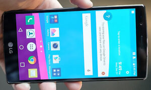 LG G4 32Gb 3Gb Ram+BatteryCharger-Mint Condition-Rogers/Fido$240