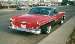 Wanted: Do you know this 1956 Mercury?