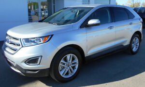 2017 Ford Edge SEL SUV, Certified, 12 Month Ext Warranty Inc.