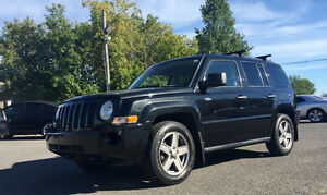 2008 Jeep Patriot North édition VUS,bas km