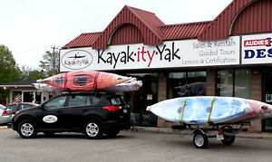 Supplemental income opportunity -Kayak Sales & Rentals -Kingston