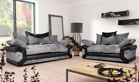 **Sheldon 3n2 sofas with ## free pouffe