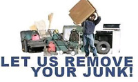 Fast service  junk removel 780 802 1967