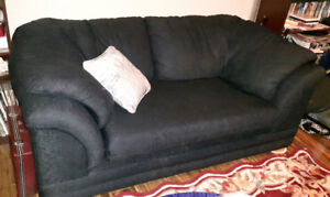 Loveseat in Newer Gently Used Cond.in Spare Room NonSmoker Clean