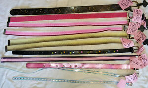 Girls Belts  - Variety - NEW with Tags