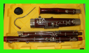 ***Kohlert Bassoon/ Germany. All new Pads. YouTube Demo