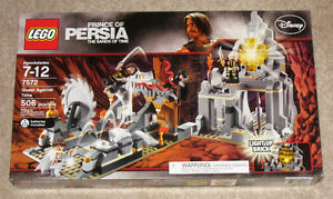 LEGO PRINCE OF PERSIA Quest Against Time Set 7572 (2010) retired