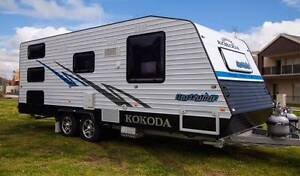 KOKODA BATTALION FAMILY BUNK, SHOWER TOILET Melrose Park Mitcham Area Preview