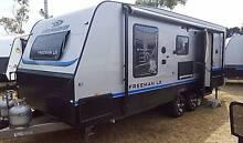 "2016 Dreamseeker Freeman LX 20'6"" - On Road caravan, Ali-comp Somerton Hume Area Preview"