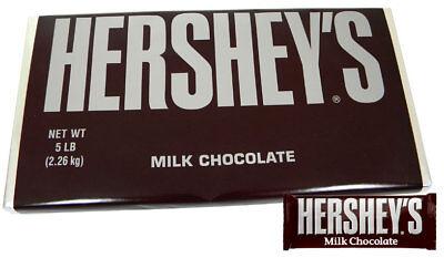 (Hershey's Milk Chocolate, 5 Lb)