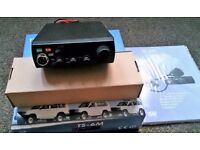 TS-6M is a Full Multi Norm cb mobile radio 40 am & 40 fm