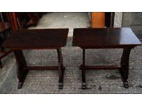 STURDY TRADITIONAL WOODEN PUB TABLES: MAN CAVE, HOME BAR, MICROPUB, BREWERIANA, BREW, PUB SHED, ALE
