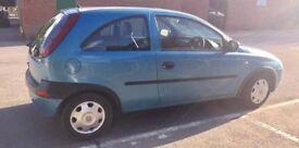 Vauxhall Corsa Club 12v 1.0