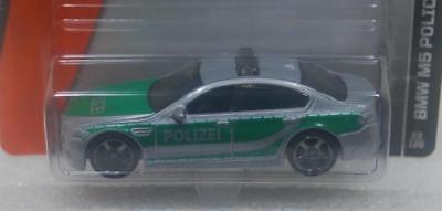 Matchbox 2015 BMW M5 Police #53/120
