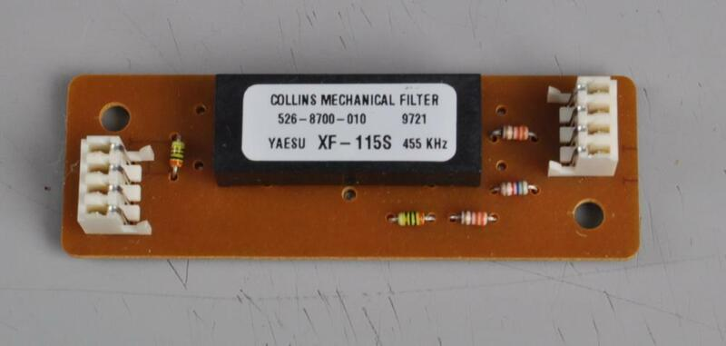 YAESU XF-115S 2.4kHz FILTER by COLLINS