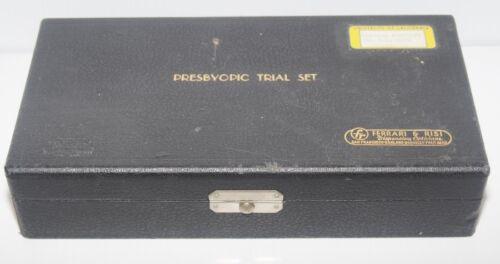 Univis Presbyopic Trial Lens Set