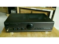 Good Condition Technics Amplifier SU-V500M2