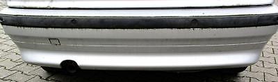 BMW E36 316 Compact Stoßstange Hinten Mit PDC Titansilber Bj 2000 gebraucht kaufen  Waldbrunn