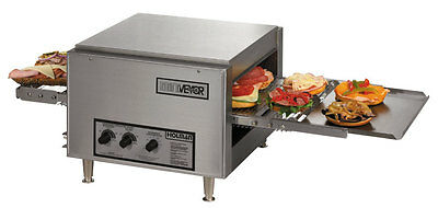 Star 210hx 10 Miniveyor Multi-purpose Radiant Conveyor Pizza Oven