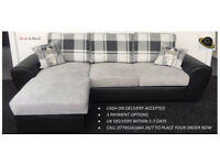 **BRAND NEW** GIANI SOFA BED, AVAILABLE IN LEATHER OR FABRIC**VARIOUS COLOURS AVAILABLE