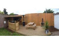 Fencing/gates/decking