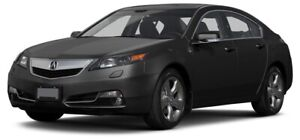 2013 Acura TL PHOTOS AND VEHICLE DETAILS COMING SOON!