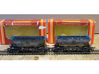 00 Gauage Hornby Coal Hoppers