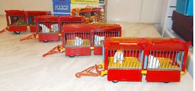 VINTAGE CORGI 1023 CHIPPERFIELD ANIMAL CAGE IN BOX - (x4 TO CHOOSE FROM)