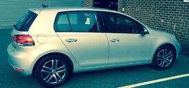 Volkswagon Golf - MK6 1.6 TDI BlueMotion Tech SE 5dr