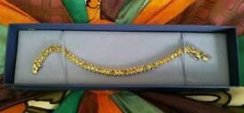 Citrine Stone Bracelet