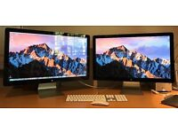 "Apple 27"" (68,58 cm) Thunderbolt LED Cinema Display (****Quantity x 2 ****)"
