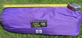 Mountain Hardware Trango 2. 4 season high altitude tent & footprint in excellent condition .