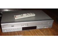 Samsung 6 head nicam VCR Video player