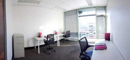 Fully furnished office in Brighton + free access to CBD locations