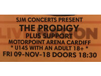 The Prodigy, 4 tickets