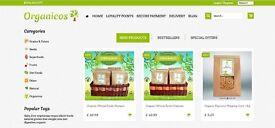 organicos co uk for sale