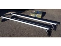 Thule Roof Bars - for vehicles with roof rails (eg. Vauxhall Zafira)