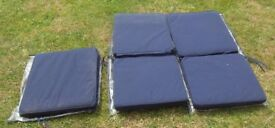 Seats Cushions for Fishing Boat Dinghy Tender Yacht
