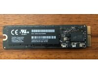 "Genuine Apple MacBook Air 11"" A1465 Mid 2013/Early 2014 MD711 MD712 256GB SSD"