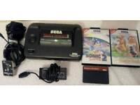 Sega Master System 2 Console & Games