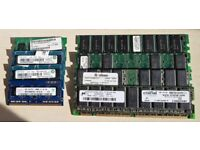 Computer Components And Parts for Projects Spares or Repair
