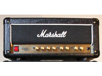 Marshall DSL 15 H - valve amp head