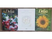 Delia Smith Cookbooks x3