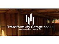 Specialist Garage Conversions - Transform My Garage