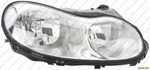 Head Lamp Passenger Side Chrysler Concorde 1998-2001